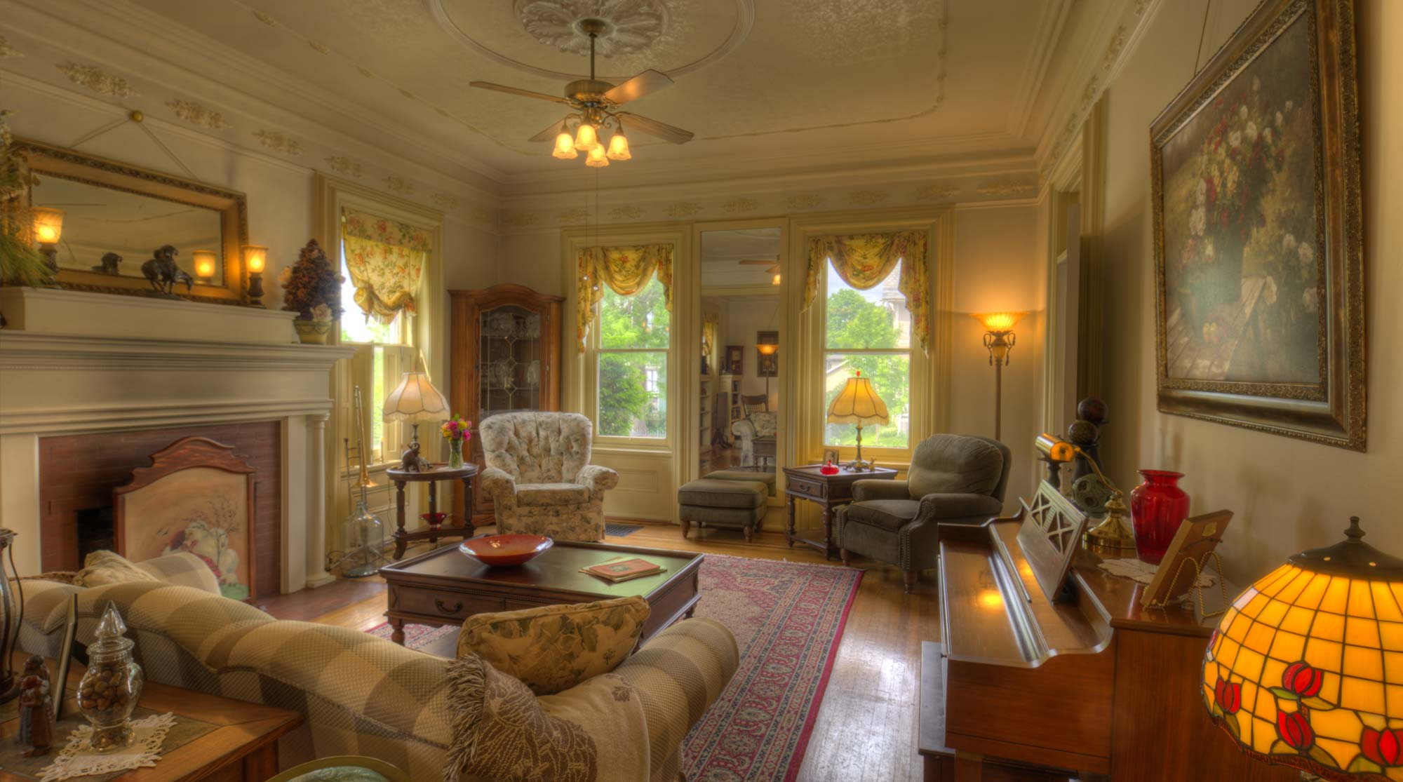 The Purviance House Huntington Indiana